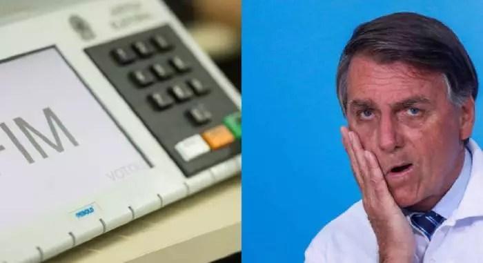 Bolsonaro quer eleição com cédula de papel por que foi beneficiado por fraude em 1994