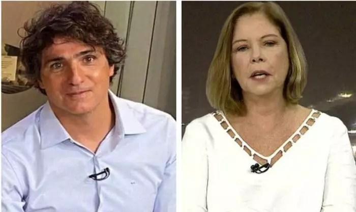 O festival de patacoadas na GloboNews ditas por Guga Chacra e Cantanhêde foi um espetáculo à parte no golpe frustrado de Trump