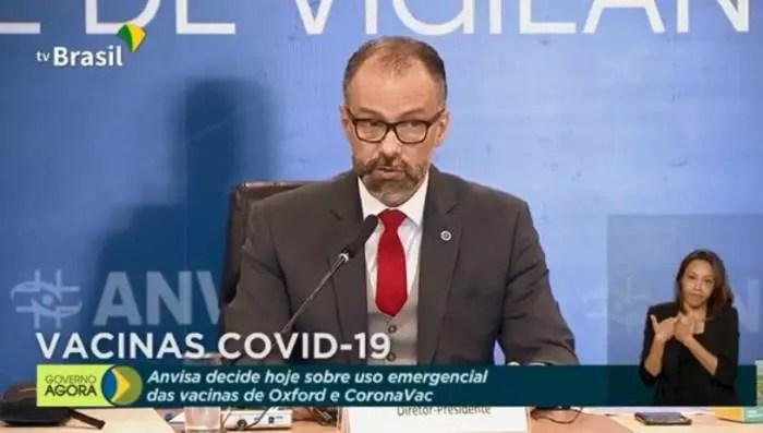 Ao vivo: Anvisa vota uso emergencial das vacinas