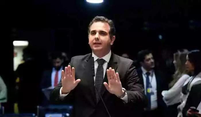Rodrigo Pacheco é o novo presidente do Senado