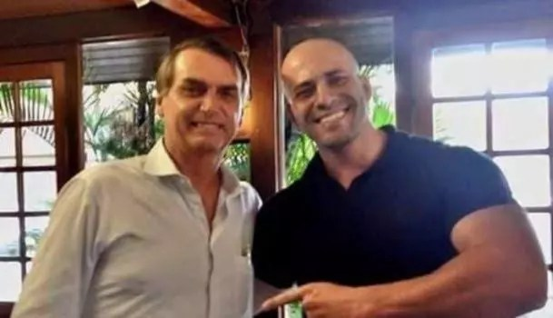 Daniel Silveira gravou conversa com Jair Bolsonaro