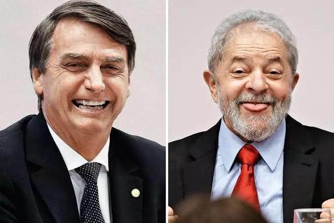 Lula cresce em popularidade digital e Bolsonaro fica estagnado