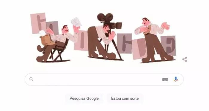 A justa e bela homenagem do Google a Mazzaropi e o provincianismo da Globo