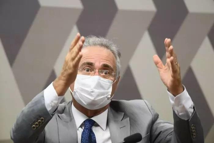 Discurso de Renan Calheiros na relatoria da CPI da Covid é grande sinal à democracia. `Não somos discípulos de Deltan Dallagnol, nem de Sérgio Moro`.