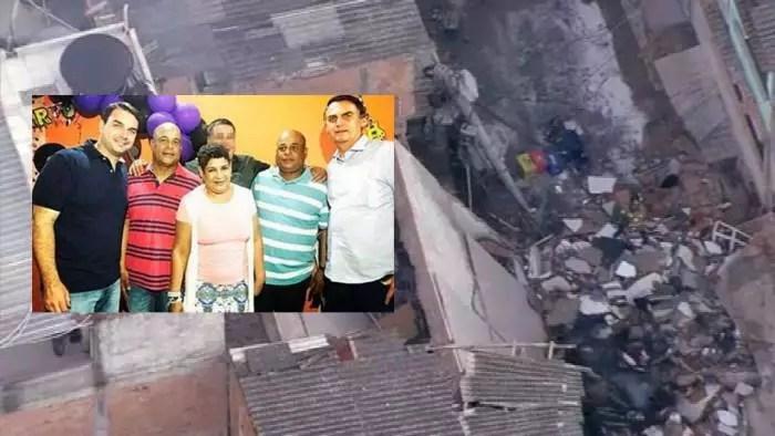 Desabamento em Rio das Pedras é o símbolo do bolsonarismo miliciano