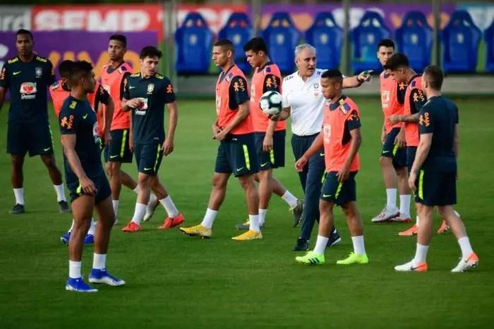 A insurreição da seleção contra a Copa América de Bolsonaro