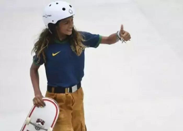 Apenas 13 anos, Raissa do Skate dá a segunda prata para Brasil.