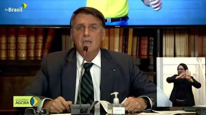 Live de Bolsonaro sobre supostas fraudes eleitorais foi obra do general Ramos