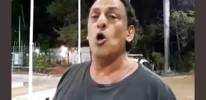 "Vídeo: Wassef diz que foi ""agredido por ser advogado do presidente"""