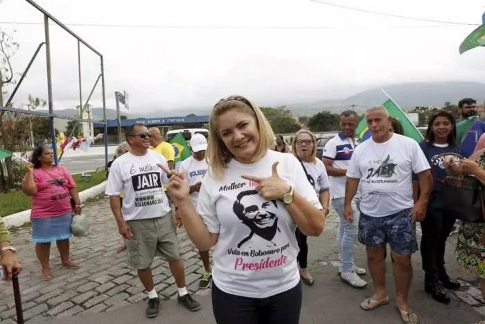 """Ex-mulher de Bolsonaro zomba da convocação da CPI: """"Me chamaram pra CPI do Lula?"""""""