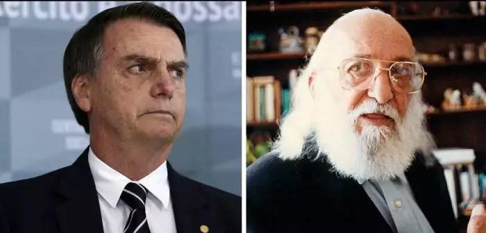 Justiça proíbe Bolsonaro de 'atentar contra dignidade' de Paulo Freire