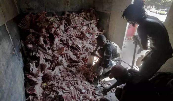 FOME: 55% da população brasileira está em estado de insegurança alimentar.