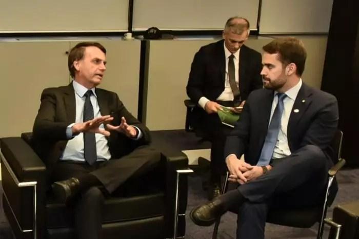 BolsoLeite: governador gaúcho teve apoio de Bolsonaro na eleição de 2018