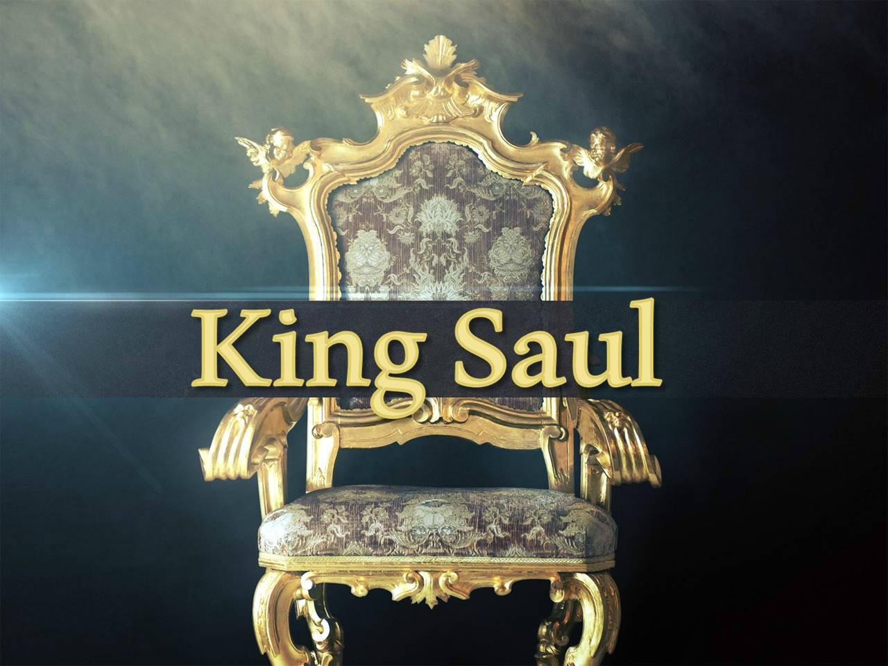 Old Testament 1 10 King Saul