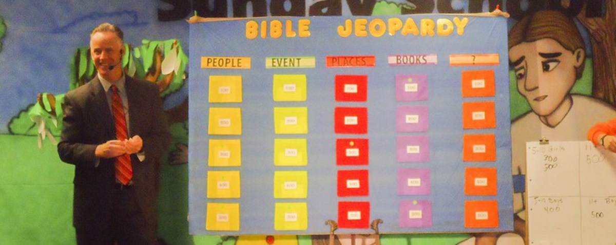 Game – Bible Jeopardy – Apostolic Childrens Ministry