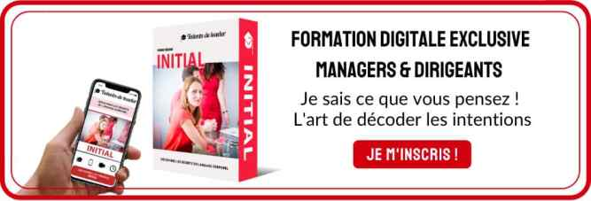 Formation Digitale Managers Communication non-verbale