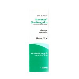 Mommox 50 µg/dos 60 doser
