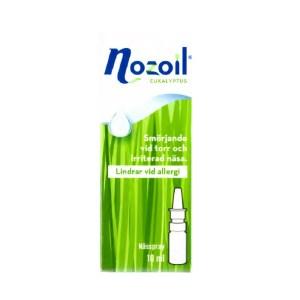 Nozoil Eukalyptus, Nässpray 10 ml