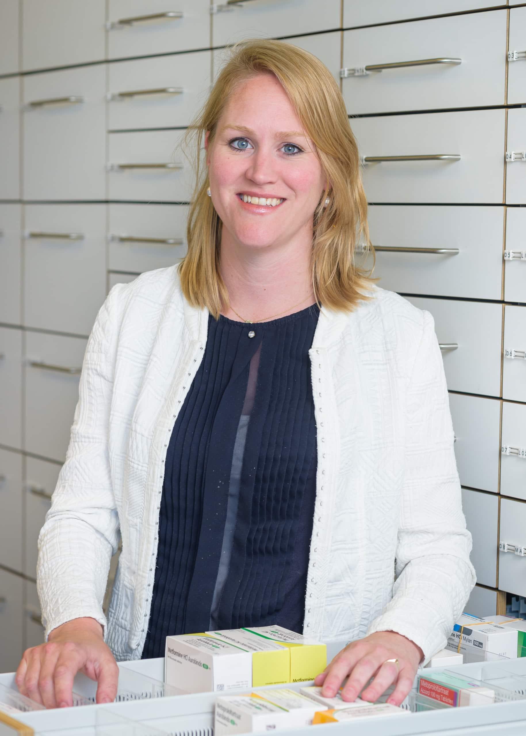 Christel Zuidberg - Zuider Apotheek