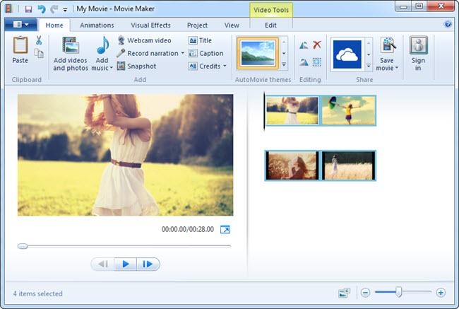 Windows movie maker 2019 +Activation
