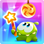 Cut the Rope Magic: magic sequel to cool puzzle game