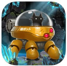 Wondercat Adventure Icon