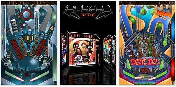 Screenshot Pinball Dreams