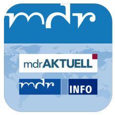 MDR nachrichten App Icon