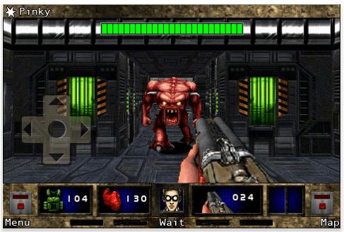 Screenshot DOOM II RPG