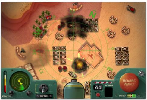 Screenshot iBomber 2