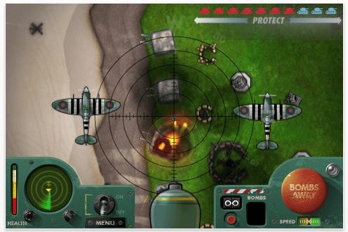 iBomber 2 Screenshot