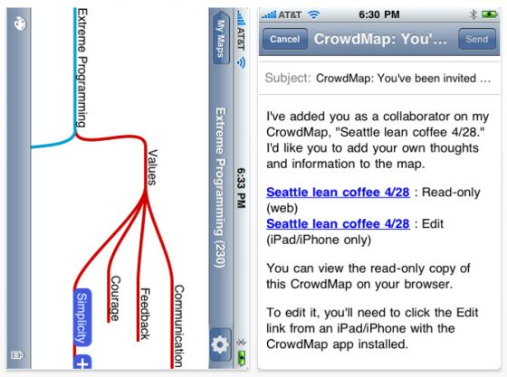 Crowdmap Screenshot