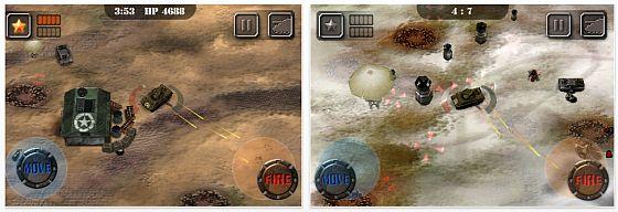 Great tank Wars Screenshot