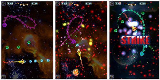 Geometry Fighter Screenshot