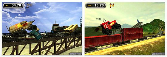 Monster Trucks Nitro 2 Screenshot