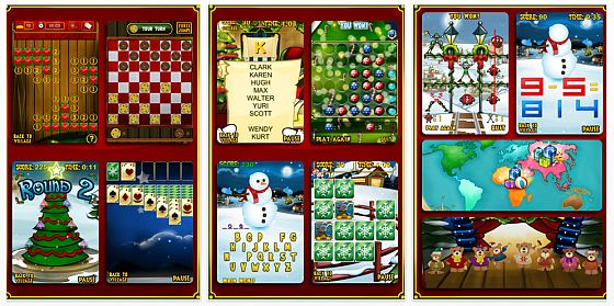Santas_Christmas_village_Screens