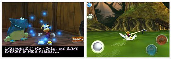 Screenshot Rayman 2