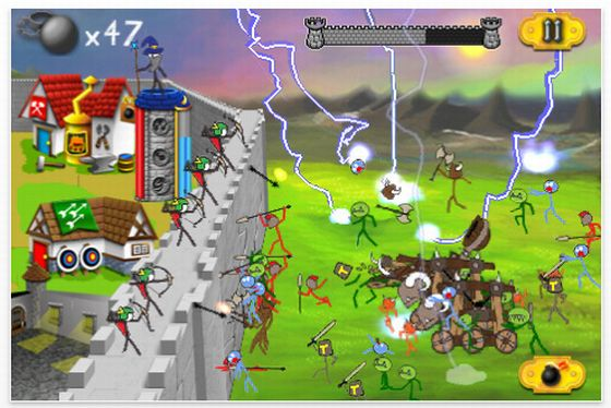 Stick Wars 2 Screenshot