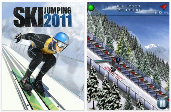 Ski Jumping 2011 Screenshot