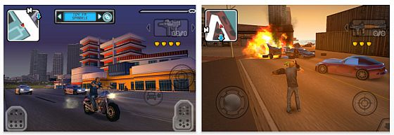 Gangstar: Miami Vindication Screenshots App für iPhone und iPod Touch
