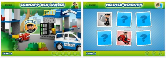 Lego Duplo Minispiele Screenshots