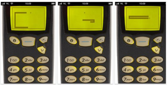 Snake '97 Screenshots