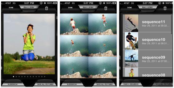 Swift Snapshot Screenshots