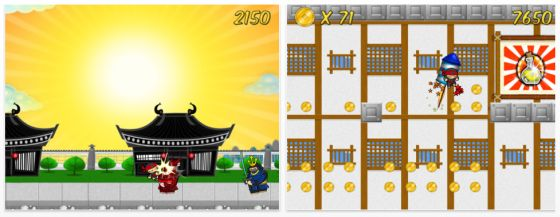 Chop Chop Ninja Screenshots