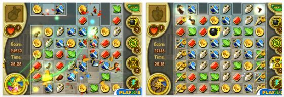 Call of Atlantis von Playrix Screenshots der iPhone App