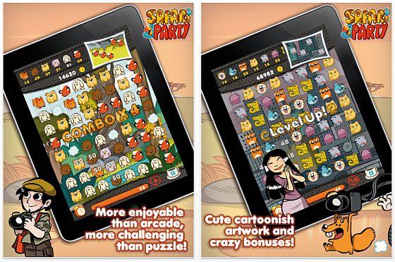 Safari Party für iPhone und iPad Screenshots