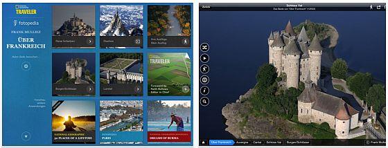 Über Frankreich FRoto-App von Fotopedia