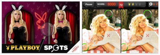Playboy Spots - Playmate Inspector Screenshots