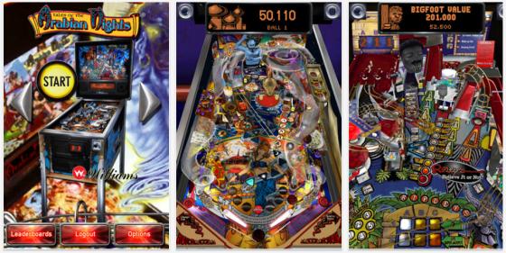 Pinball Arcade für iPhone, iPod Touch und iPad