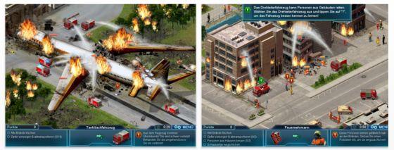 Emergency für das iPad - Screenshot des Spiels